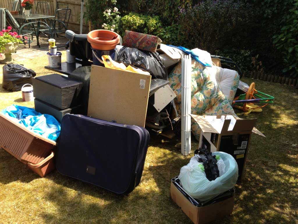 Garden-Junk-collection-Watford