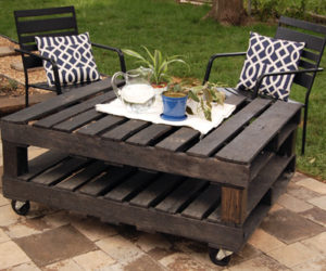 furniture out of pallets