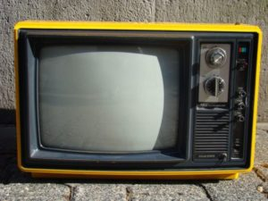 How to Get Rid of Old TV