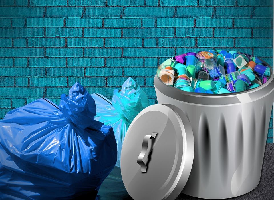 non bio degradable waste