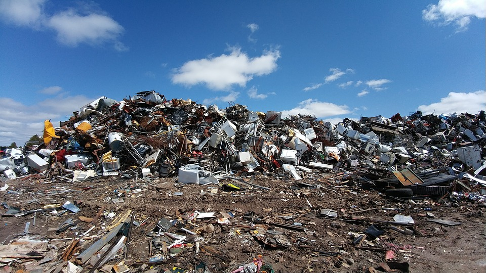 waste management and clearance methods