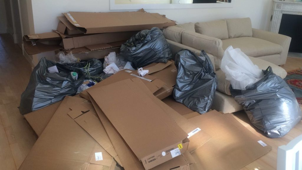 house clearance in london by Quickwasters