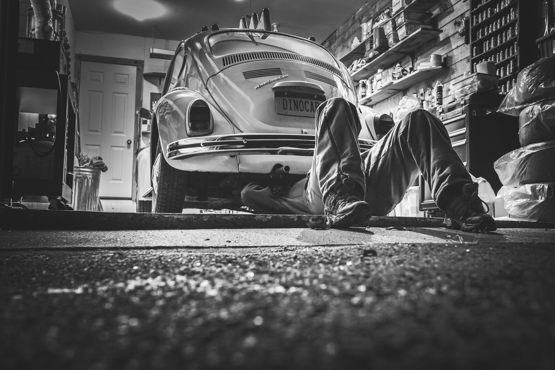 garage clearance services in London by Quickwasters