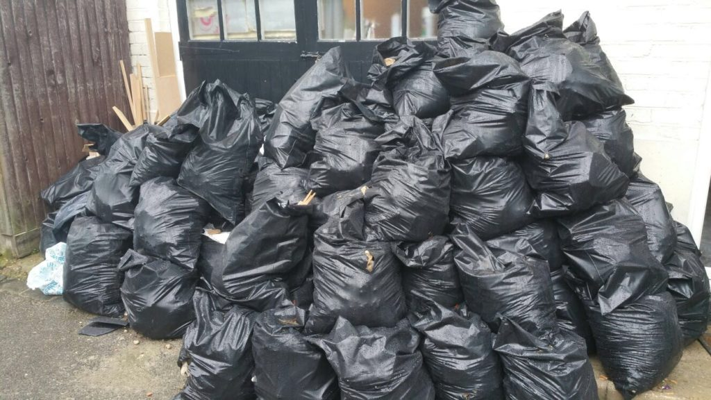 hire quickwasters for rubbish removal services in London