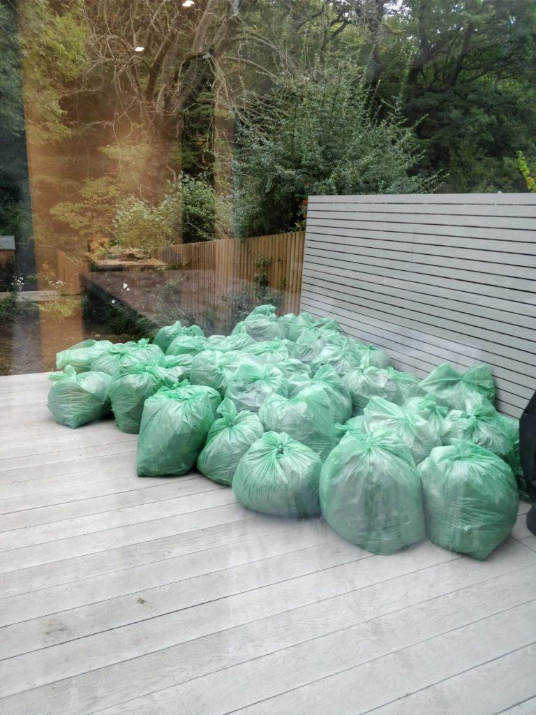 rubbish removal in London