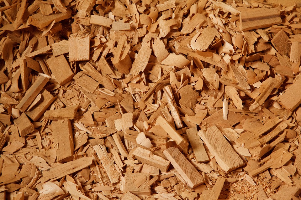 wood waste disposal in London by Quickwasters