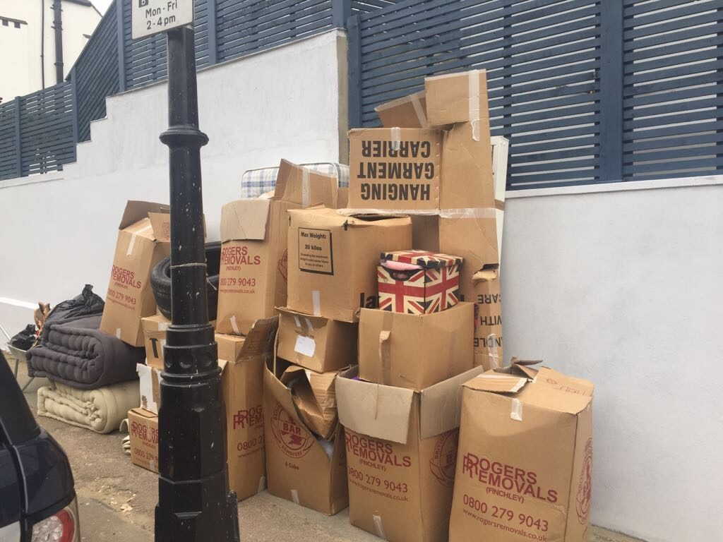 same day waste clearance in London