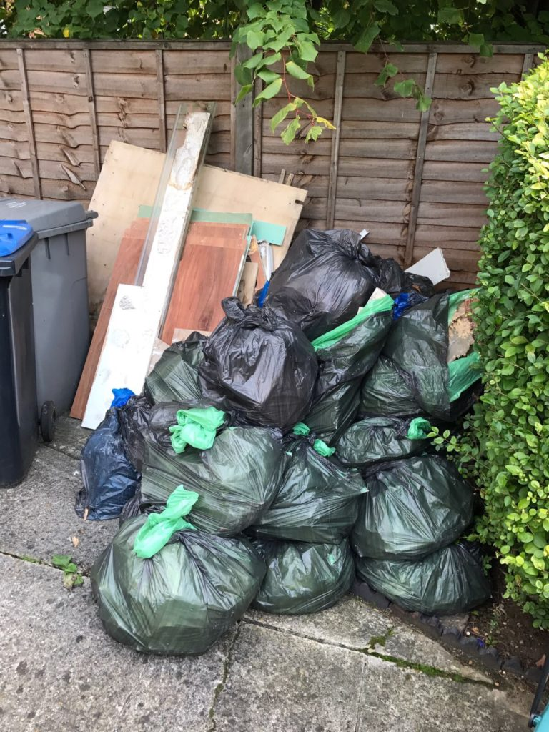 same day waste removal