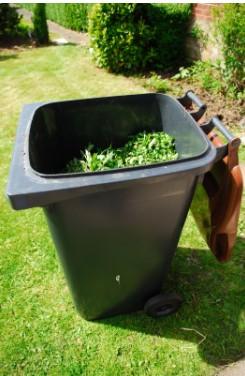 get rid of garden waste
