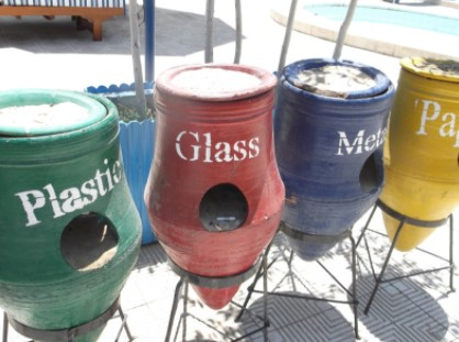 commercial wastes