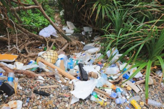 Rubbish accumulation in LOndon