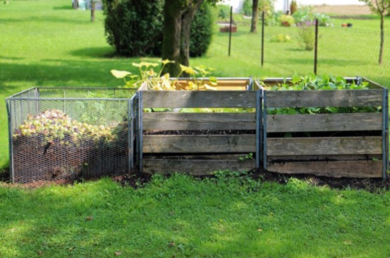 garden waste compost