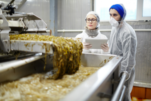 Food production and waste management