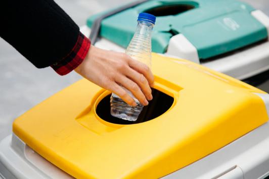 Dispose of Plastics in Uk