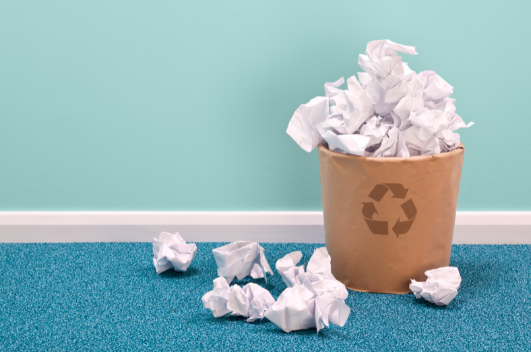 advantages of Paper Recycling
