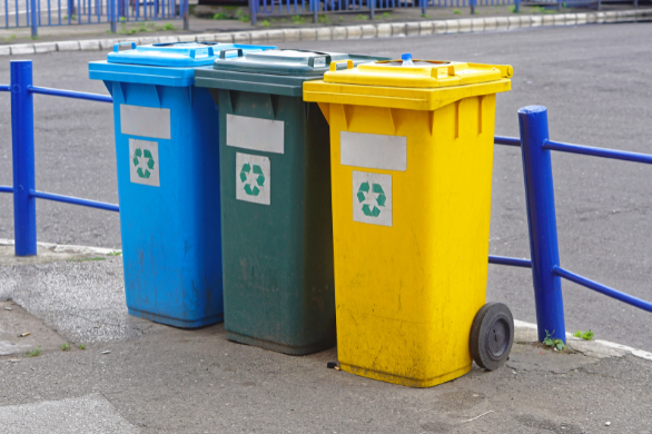 Importance of Recycling Bins