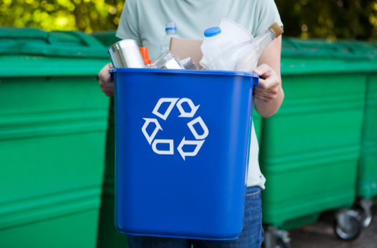 Types of Recycling Bins