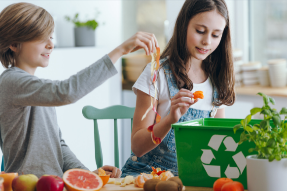 Importance of Green Waste Recycling