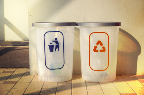 Waste Generation in Commercial Places