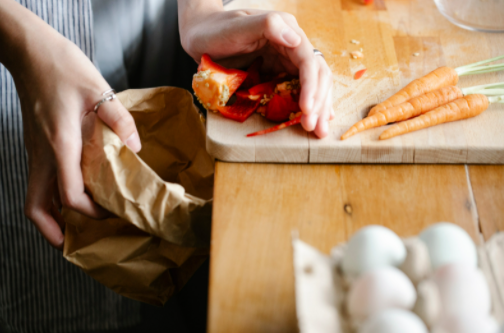 recycling food wastes