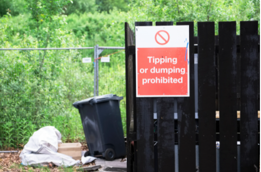 Effects of Fly Tipping